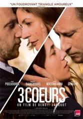 3 Coeurs (3 Corazones) (2014)