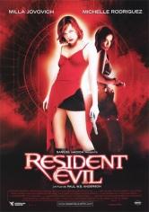 Resident Evil I (El Huésped Maldito I) (2002)