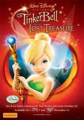 Campanilla Y El Tesoro Perdido: Tinker Bell 2 (2009)
