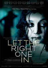 Låt Den Rätte Komma In (Let The Right One In) (2008)