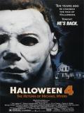 Halloween 4: El Regreso De Michael Myers - 1988