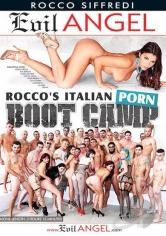 Roccos Italian Porn Boot Camp 1 poster