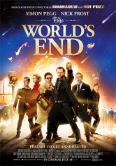 The World's End (Bienvenidos Al Fin Del Mundo) poster
