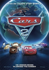 Cars 2(Coches 2) (2011)