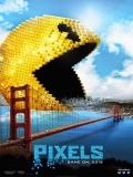Pixels (Pixeles) - 2015