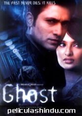 Ghost 2012 poster