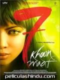 7 Khoon Maaf - 2011