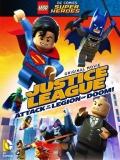 La Liga De La Justicia: El Ataque De La Legión Del Mal - 2015