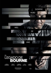 The Bourne Legacy (El Legado Bourne) (2012)