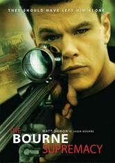 The Bourne Supremacy (La Supremacía De Bourne) (2004)