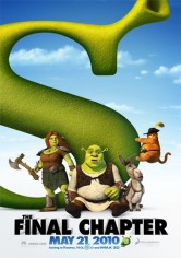 Shrek Forever After (Shrek 4) poster