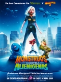 Monsters Vs. Aliens (Monstruos Vs. Aliens) - 2009