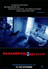 Paranormal Activity 2 (Actividad Paranormal 2) poster