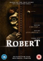 Robert The Doll poster