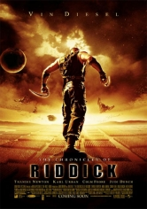 The Chronicles Of Riddick (Las Crónicas De Riddick) poster