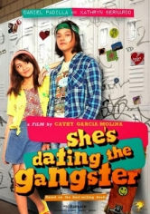 She Is Dating The Gangster poster
