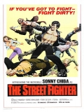 The Street Fighter/The Streetfighter - 1974
