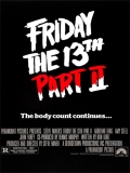 Friday The 13th Part II (Viernes 13. Parte 2) - 1981