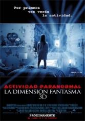 Actividad Paranormal: La Dimensión Fantasma (2015)