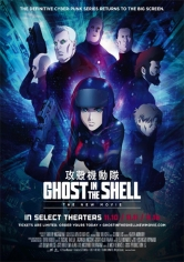 Ghost In The Shell: La Nueva Película poster