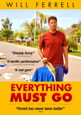 Everything Must Go (Volver A Empezar) poster
