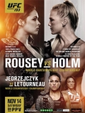 UFC 193: Rousey Vs. Holm - 2015