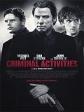 Criminal Activities - 2015