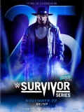 WWE Survivor Series - 2015