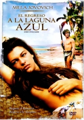 Return To The Blue Lagoon (El Regreso A La Laguna Azul) poster
