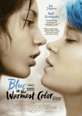 La Vie D'Adèle (Blue Is The Warmest Color) (La Vida De Adele) poster