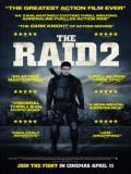 The Raid 2: Berandal - 2014