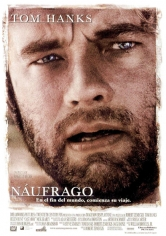 Cast Away (Náufrago) poster