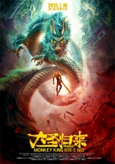 Xi You Ji Zhi Da Sheng Gui Lai (Monkey King: Hero Is Back) (2015)