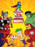 Phineas Y Ferb: Misión Marvel - 2013