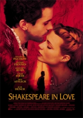Shakespeare In Love (Shakespeare Enamorado) poster