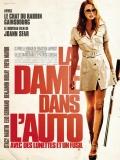 La Dame Dans L'auto Avec Des Lunettes Et Un Fusil - 2015