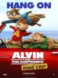 Alvin Y Las Ardillas 4: Aventura Sobre Ruedas - 2015