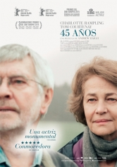 45 Years (45 Años) poster