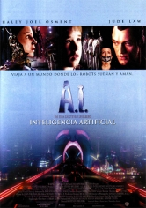 A.I. Inteligencia Artificial poster