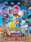Pokémon The Movie 18: Hoopa And The Clash Of Ages - 2015