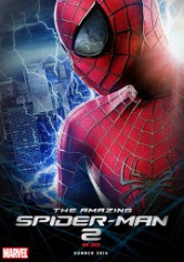 The Amazing Spider-Man 2: El Poder De Electro poster