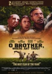 O Brother, Where Art Thou? (¿Dónde Estás, Hermano?) (2000)
