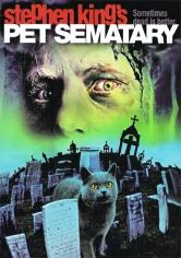Pet Sematary (Cementerio Viviente) (1989)