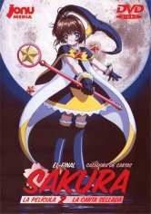 Sakura Card Captor: La Carta Sellada poster