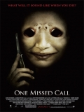 One Missed Call (Llamada Perdida) - 2008
