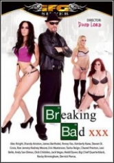 Breaking Bad Parodia XXX poster