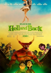 Hell And Back (Al Averno Y De Regreso) poster