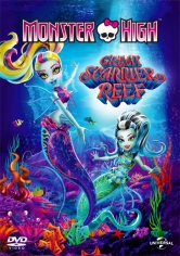 Monster High: El Gran Arrecife Monstruoso (2016)