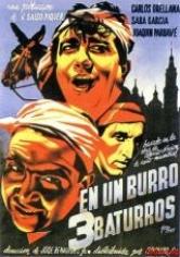 En Un Burro Tres Baturros (1939)