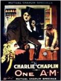Charlot A La Una De La Madrugada - 1916